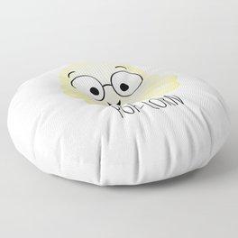 Pop-corn | Popcorn Kernel Father Floor Pillow
