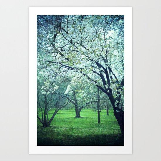 Ambrosial Sight Art Print