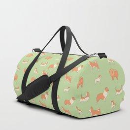 Dogs Duffle Bag