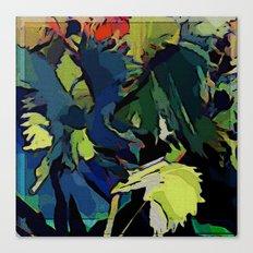 Garden Colors Canvas Print