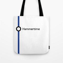 Hammertime Tote Bag
