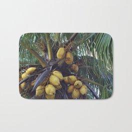 Coconut Palm - Cocos nucifera Bath Mat