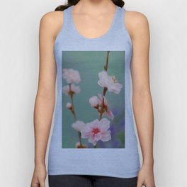 Budding Beauty Unisex Tank Top