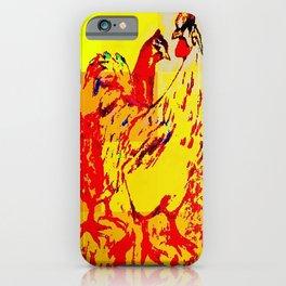 Chicken Dance iPhone Case