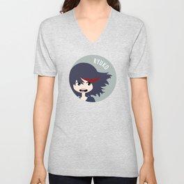 Ryuko Unisex V-Neck