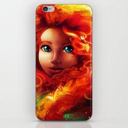 Brave iPhone Skin