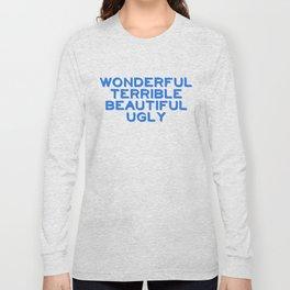 Wonderful Long Sleeve T-shirt