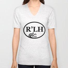 R'LH R'Lyeh Unisex V-Neck