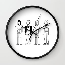 ABBA Wall Clock