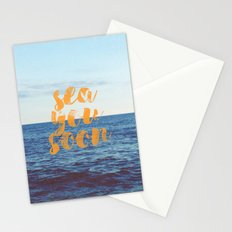 Sea You Soon Stationery Cards