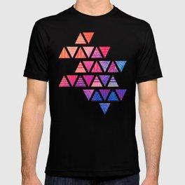 Triangular composition #3 T-shirt