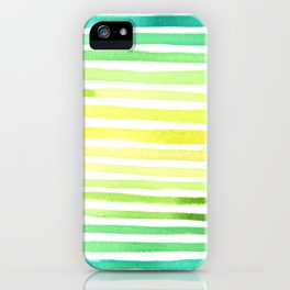 Yikes Stripes! iPhone Case