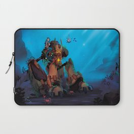 Rust and Water Laptop Sleeve