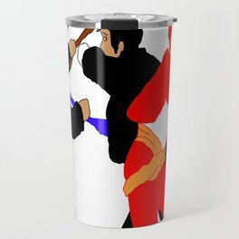 Duelo a garrotazos Travel Mug