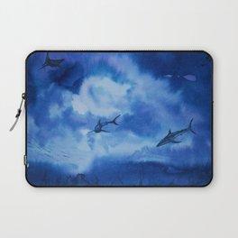 Ink sharks Laptop Sleeve