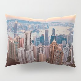 city hights Pillow Sham