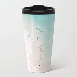 beach - summer love II Travel Mug