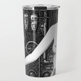 Industrial Aesthetics Travel Mug