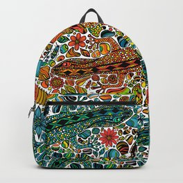 Find the geckos Backpack
