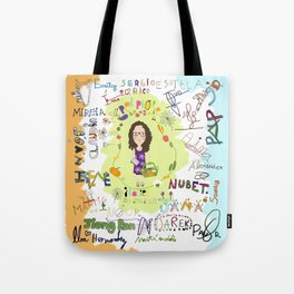classe dents de lleó Tote Bag