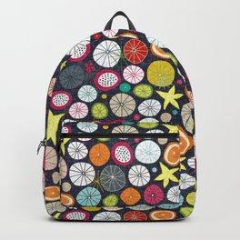 umbrellas cobalt Backpack