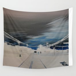 Negative Wall Tapestry