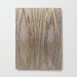 Wood Print Art Wood Closeups Metal Print