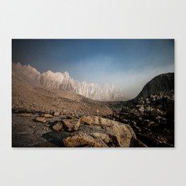 Smokey Mountain Canvas Print