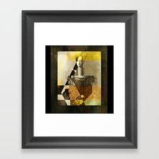 LucreziaV.9-Bronzino. Framed Art Print