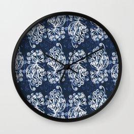 Jack Frost Wall Clock