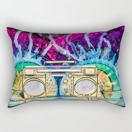 Synesthesia Rectangular Pillow