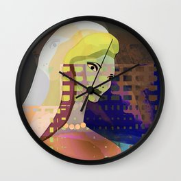 JEZEBEL-18 Wall Clock