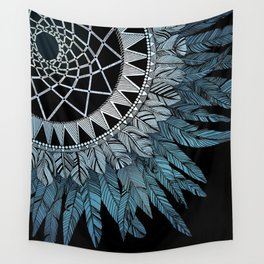 now I lay me down Wall Tapestry