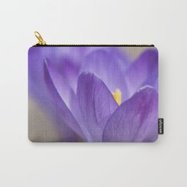 En Attendant Le Printemps Carry-All Pouch