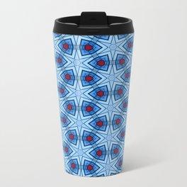 pttrn18 Metal Travel Mug