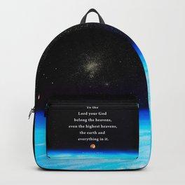 The Highest Heavens Backpack