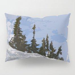 WINTER SPIRES Pillow Sham