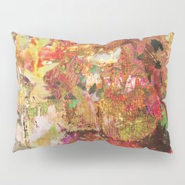 Floral Frenzy Pillow Sham