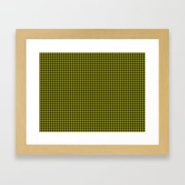MacLachlan Tartan Framed Art Print