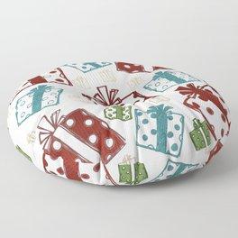 Regalos navideños Floor Pillow