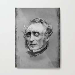 The Corrupted Man Metal Print