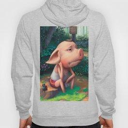 Sufferer Pig Hoody