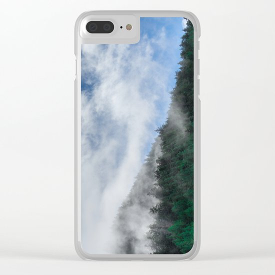 The Air I Breathe Clear iPhone Case