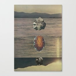 Totems Canvas Print