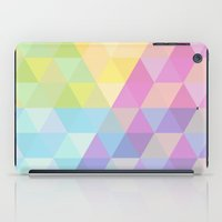 fig iPad Cases featuring Fig. 027 by Maps of Imaginary Places