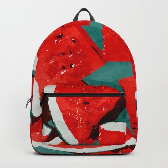 Melon, fruit Backpack