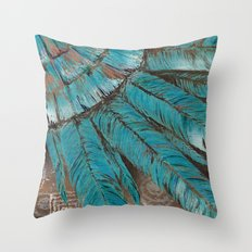 The Ancients Throw Pillow