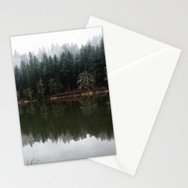 Lost In The PNW Stationery Cards