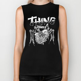 THING OF THE HILL Biker Tank