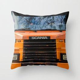 Scania Throw Pillow